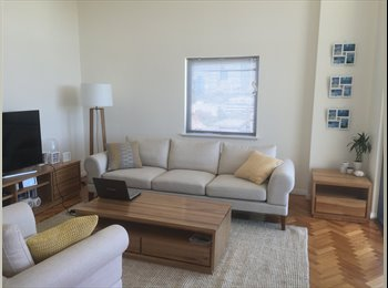 Light & bright unit with great park & city views