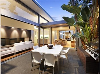 EasyRoommate AU - Architecturally designed house - master bedroom with ensuite - Prahran, Melbourne - $410 pw