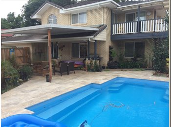 EasyRoommate AU - Large Room in Amazing House with Pool - Nudgee - Nudgee, Brisbane - $250 pw