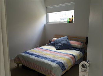 EasyRoommate AU - Double room - own bathroom! :-) - Ascot Vale, Melbourne - $200 pw