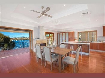 EasyRoommate AU - Waterfront property some rooms have waterviews  - Dolans Bay, Sydney - $375 pw