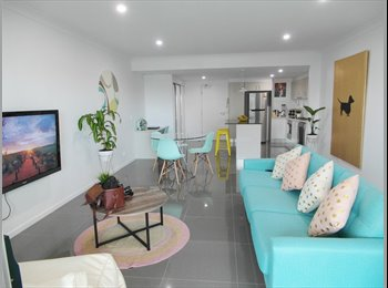 EasyRoommate AU - Brand new Apartment, Private room with private bathroom - Brisbane, Brisbane - $330 pw