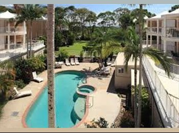 EasyRoommate AU - Wow! This Price For Sparkling Views? - Noosa Heads, Sunshine Coast - $250 pw