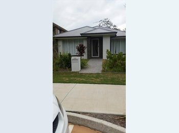 EasyRoommate AU - 2 rooms for rent in large new home! - Fitzgibbon, Brisbane - $125 pw