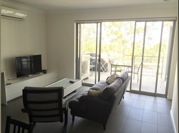 EasyRoommate AU - Fully Furnished Double Room with bathroom - Kelvin Grove, Brisbane - $260 pw