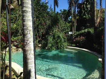 EasyRoommate AU - Quiet Room, no bills, 2 meals - Kamerunga, Cairns - $180 pw