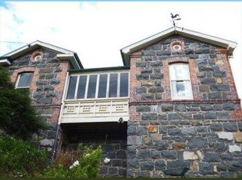 EasyRoommate AU - Stone Cottage at Duck Reach, 2 Rooms Available! - Launceston, Launceston - $140 pw