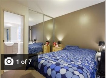 Master bedroom, private ensuite and private balcony