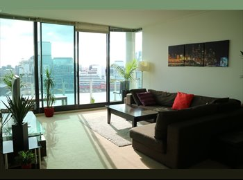 amazing room near cbd