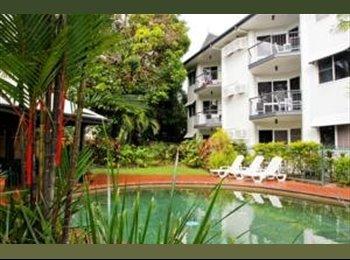 Resort style accommodation.