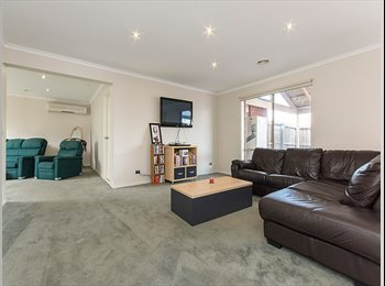 EasyRoommate AU - Specious open living house with quite location for $155 all bills including free unlimited internet, Geelong - $155 pw