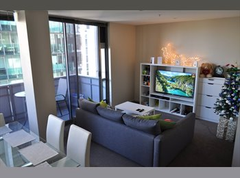 Melbourne CBD Furnished Shared Room Available for Rent...