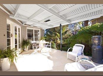 EasyRoommate AU - Beautiful home in leafy suburb , Sydney - $50 pw