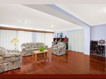 Room to Rent close to Parramatta CBD