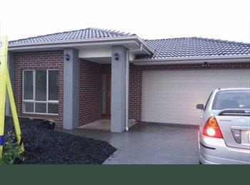 EasyRoommate AU - Brand new, stylish, modern, well-appointed home., Craigieburn - $140 pw