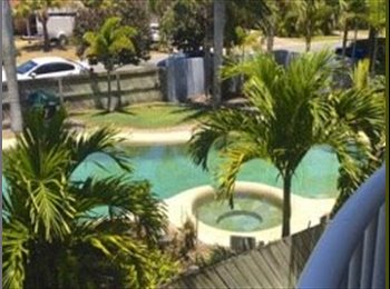 Great location, close to town and beach