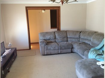Room available in lovely spacious house on quiet street