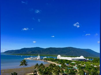EasyRoommate AU - **MODERN BEDROOM WITH OWN BATHROOM IN CAIRNS CITY**, Cairns City - $320 pw