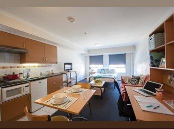 Studio room furnished, in flinders street