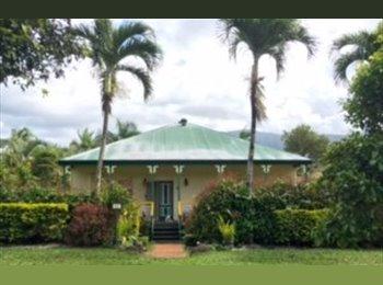 EasyRoommate AU - Large Queenslander style house. , Brinsmead - $200 pw