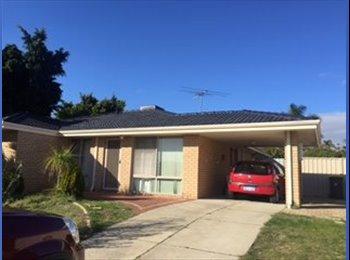 EasyRoommate AU - Master-room for rent in Marangaroo Perth Western Australian, Marangaroo - $160 pw