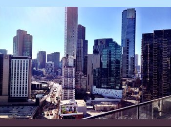 EasyRoommate AU - Room for rent with a Stunning Southbank view, Southbank - $265 pw