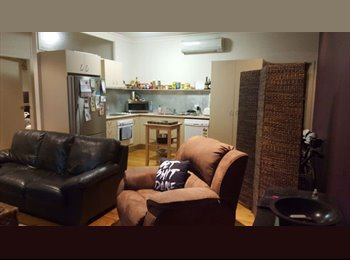 EasyRoommate AU - Roommate needed- Bright Innercity Unit, Newcastle - $180 pw
