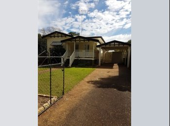 EasyRoommate AU - Newly Renovated Queenslander!, East Toowoomba - $140 pw