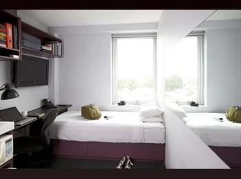 Student Accommodation - Hotel Style Living