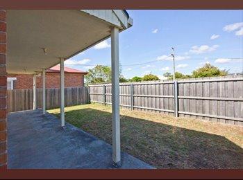 EasyRoommate AU - 4 bed house, NEXT TO UTAS), modern, $475pw, avail Jan 2017, Mowbray - $120 pw