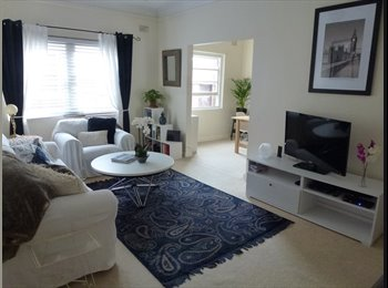 Unfurnished room in homely and classic light filled...