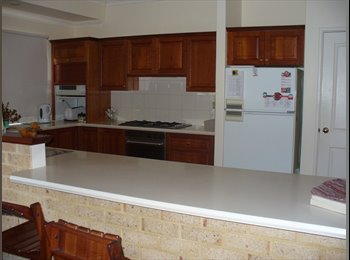EasyRoommate AU - Spacious room in spacious home. Share house with one other person, Mount Claremont - $270 pw