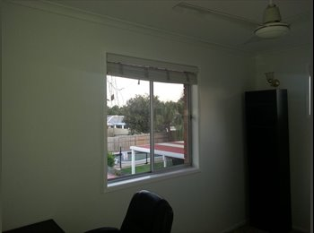 Bedroom furnished with great Breezes