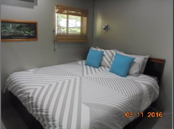 Fully furnished modern one bedroom granny flat