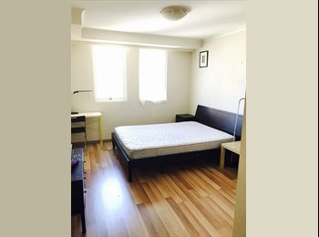 Master Room to Rent~ looking for Tidy flatmates & No Party...