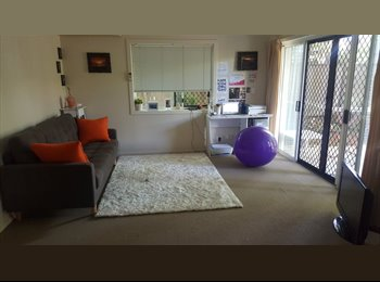 Unfurnished room in Teneriffe/New Farm for Rent