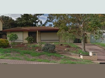 2 rooms in Gulfview Heights a view across the Parafield...
