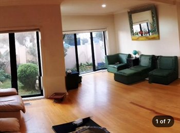 EasyRoommate AU - Single Upstairs Beachside Room Available For Rent, Black Rock - $190 pw