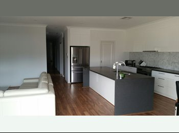 EasyRoommate AU - Brand new house - 2 spacious rooms for rent, Lynton - $250 pw