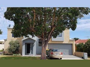 EasyRoommate AU - Large bedroom in modern house in Innaloo, Stirling - $180 pw