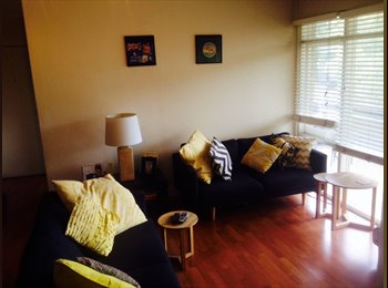 Bright clean room in good Eastern suburbs location