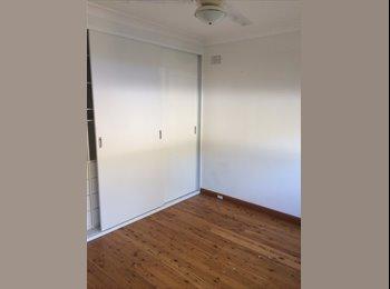 Large room plus single garage