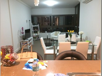 Furnished room in a beautiful 2 bedroom apartment available...