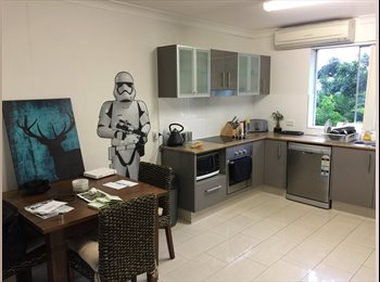 EasyRoommate AU - Great modern apartment close to the city , Newstead - $175 pw
