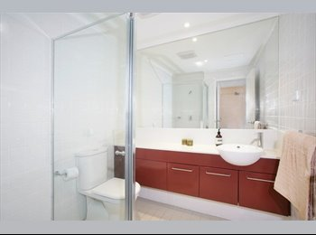 One bedroom with bathroom available in Erskineville.