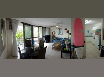 EasyRoommate AU - Room Available in Broadbeach 23rd April. , Gold Coast - $200 pw