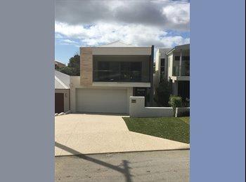 EasyRoommate AU - Brand new modern house , North Beach - $200 pw
