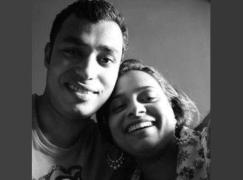 EasyRoommate AU - Megha and Ritesh - 31 - Melbourne
