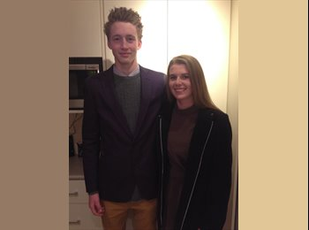EasyRoommate AU - Isabella and Tyler  - 18 - Melbourne