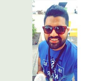 EasyRoommate AU - Ajay Bangani - 25 - Geelong